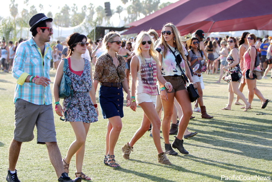 Coachella 2011 inspiration and fashion round up