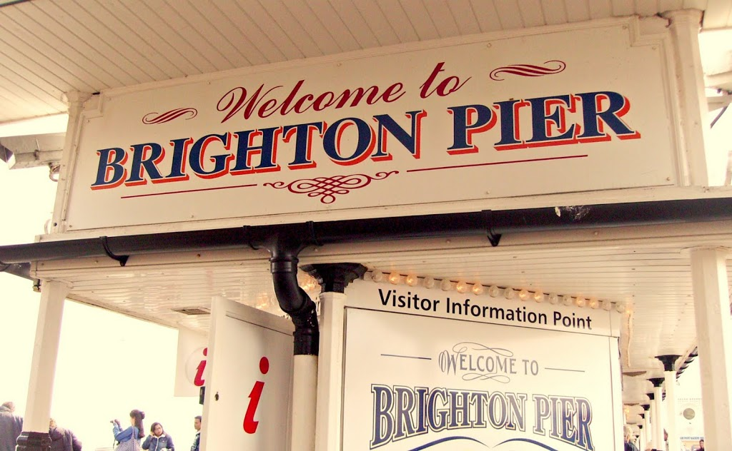 Travels | Brighton Skies