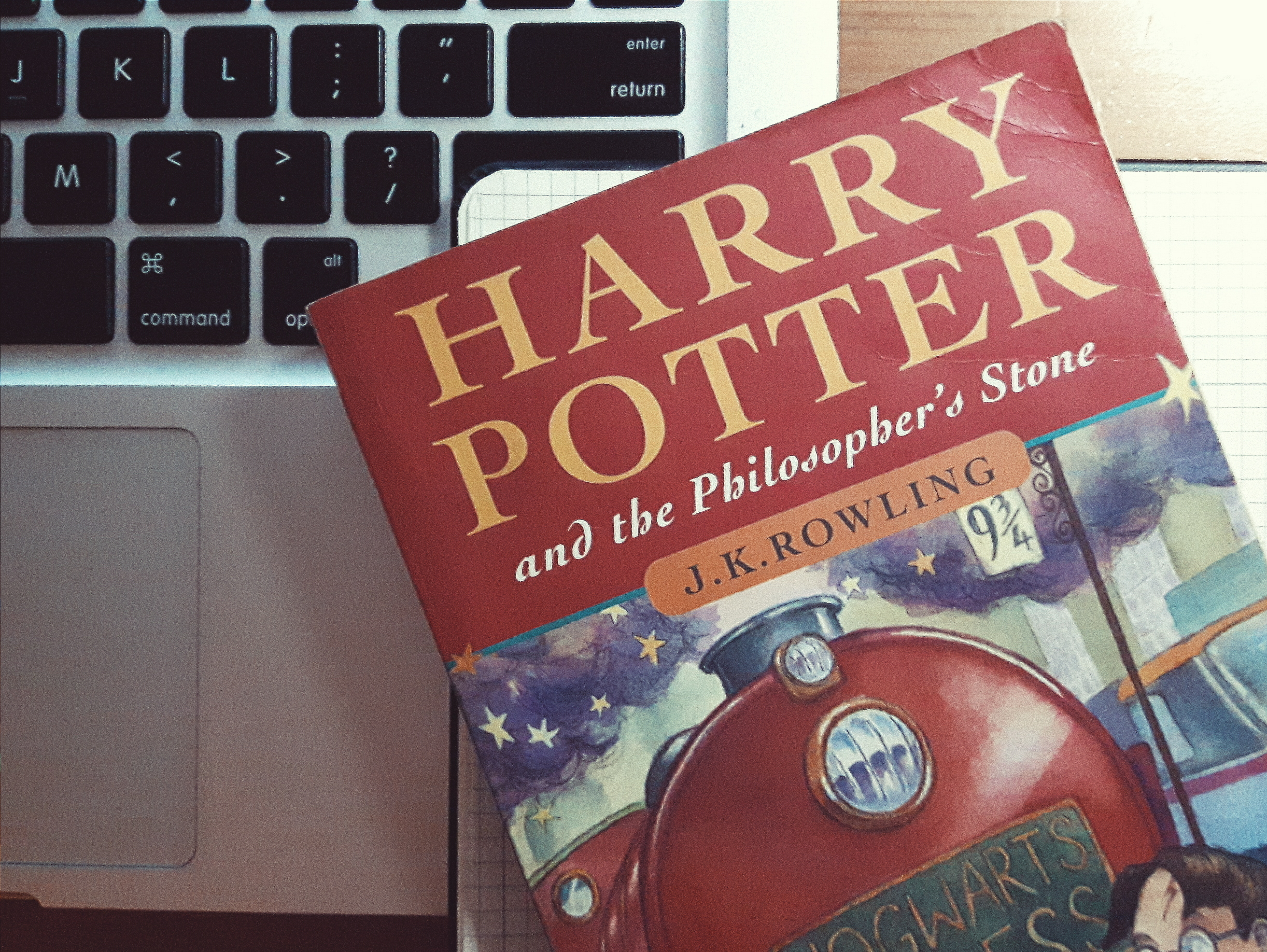 Books What Harry Potter Means To Me