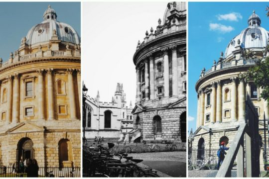 Radcliffe Camera Oxford