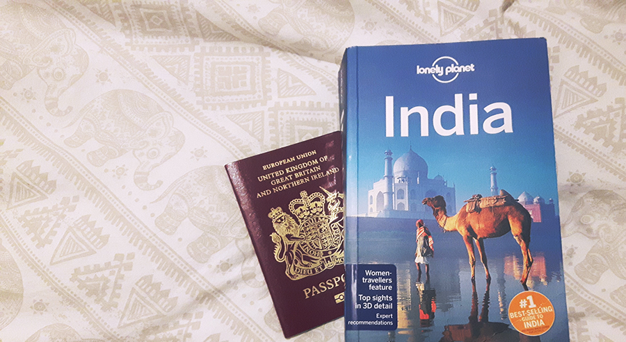 Travels | Off to India